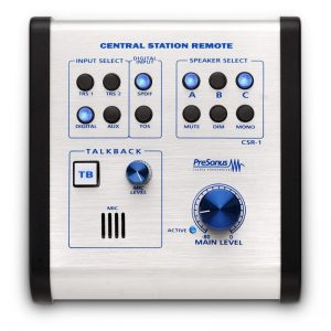 Presonus Central station Plus - Control de monitoreo