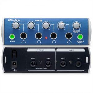 Presonus HP4 - Amplificador de Audífonos
