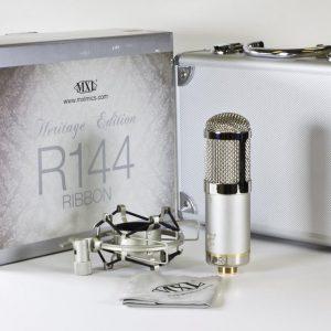 MXL R144 HE - Micrófono de Cinta