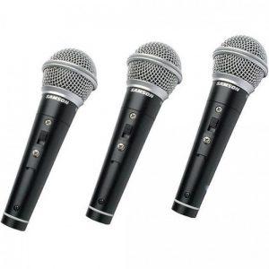 SAMSON R21s - Pack Micrófonos Dinamicos