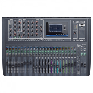 Soundcraft SI IMPACT - Mezclador digital