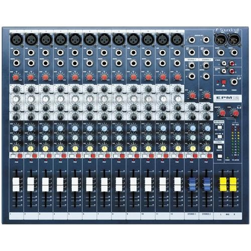 Soundcraft EPM12 – Mixer Análogo 1