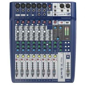 Soundcraft Signature 10 - Mixer Análogo