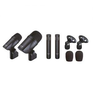 Tascam TM Drum - Kit Micrófonos de batería