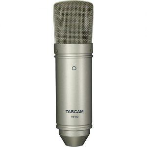 Tascam TM 80 - Micrófono Condensador