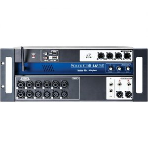 Soundcraft UI16 - Mezclador Rack Digital Wireless