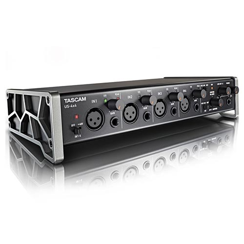 Tascam US 4×4 – Interfaz de Audio 1