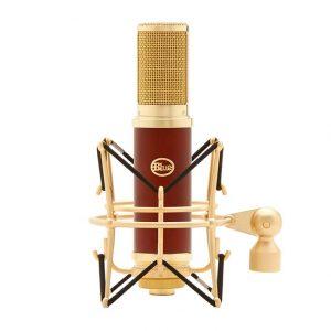 Blue WoodPecker - Microfono a Cinta