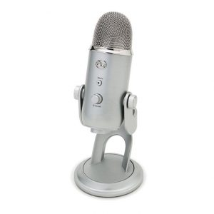 Blue Yeti - Microfono a Condensador USB