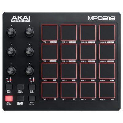 Akai MPD 218 2