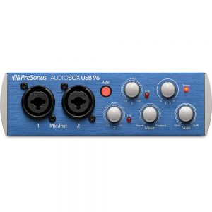 Presonus Audiobox USB 96 2