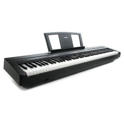 yamaha p45 piano digital blupoint music. Black Bedroom Furniture Sets. Home Design Ideas