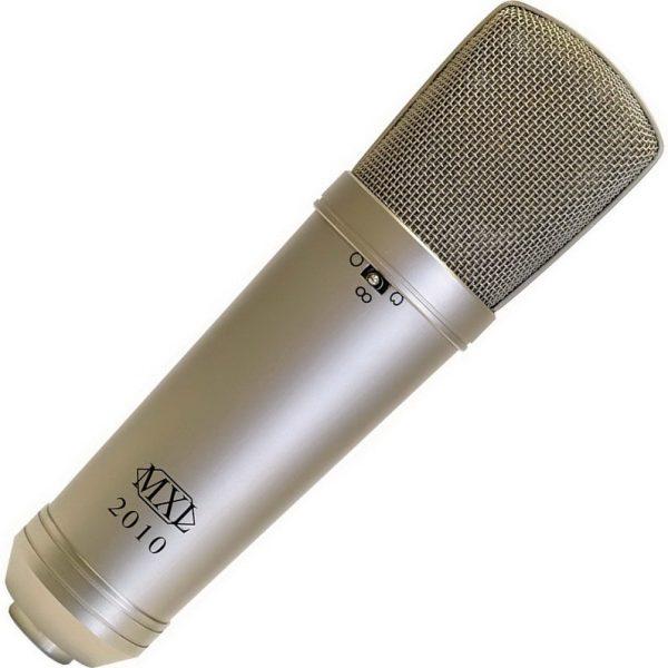 MXL 2010 – Micrófono Condensador Multipatron 1