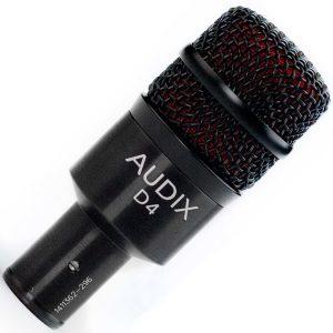 Audix D4 - Micrófono Dinámico