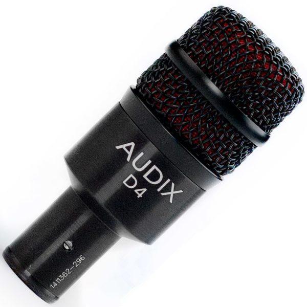 Audix D4 – Micrófono Dinámico 1
