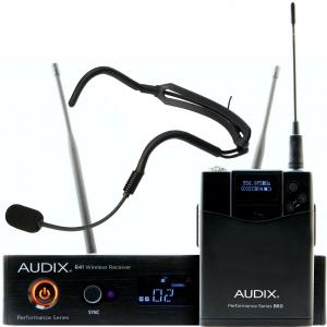 Audix AP41HT2 - Sistema Inalambrico de Cintillo UHF