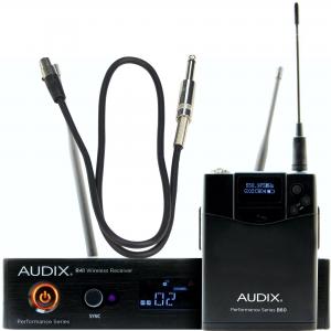 Audix AP41HT5BG - Sistema Inalambrico de Guitarra/Bajo UHF