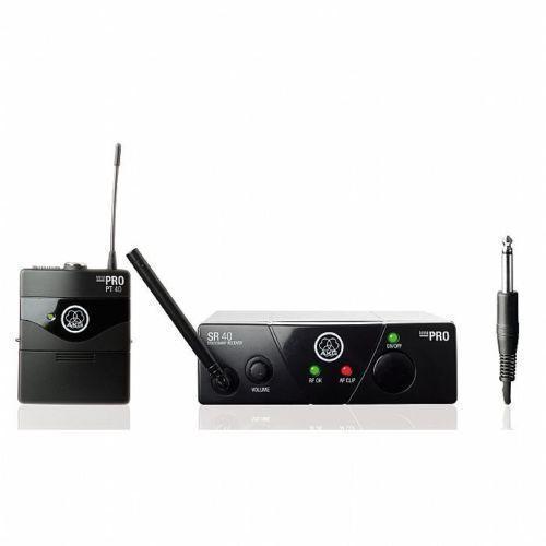 AKG DMS70DUALVS – Sistema Inalámbrico de Mano UHF 1