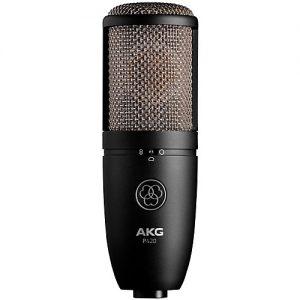 AKG P420 - Micrófono condensador