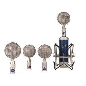 Blue BottleRockMic L - Microfono Condensador Multi-patron + 4 capsulas