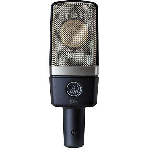 AKG C214 – Micrófono condensador 1