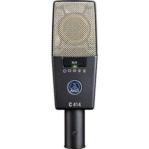 AKG C414XLS - Micrófono condensador