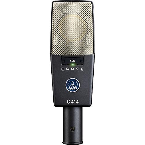 AKG C414XLS – Micrófono condensador 1