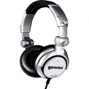 Gemini DJX05 - Audífonos de DJ