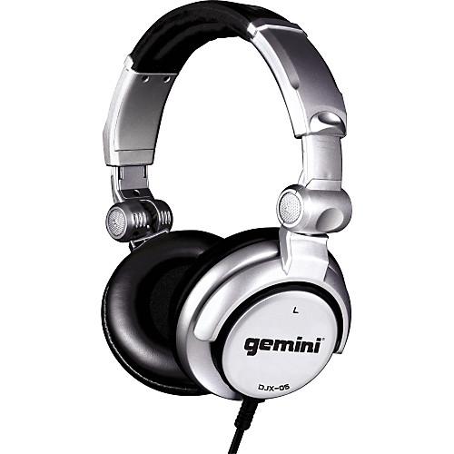 Gemini DJX05 – Audífonos de DJ 1