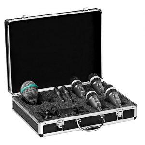 AKG DRUMSET CONCERT I - Set micrófonos de batería