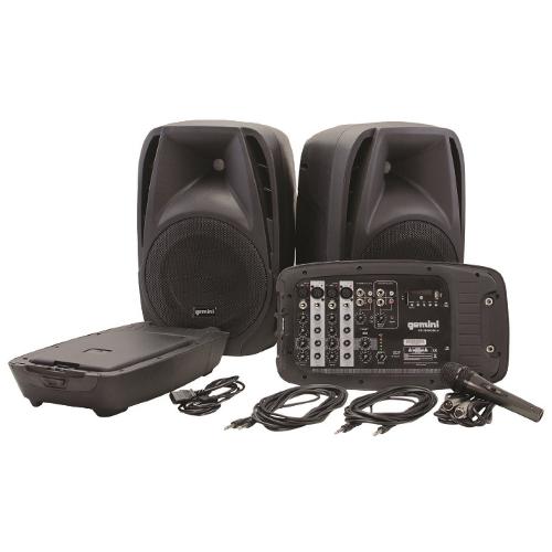 Gemini ES210MXBLU – Sistema de Audio Portable 1