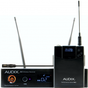 Audix AP41L5 - Sistema Inalambrico de Solapa UHF