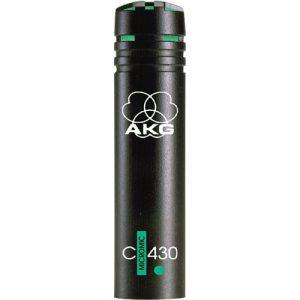 AKG C430 - Micrófono condensador de batería (Platillos)