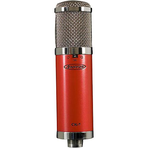 Avantone CK-7 – Microfono Multipatron 1