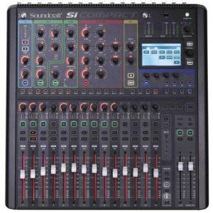 Soundcraft SI COMPACT16 - Mezclador digital