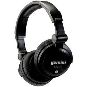 Gemini DJX07 - Audífonos de DJ