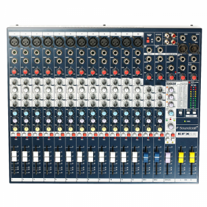 Soundcraft EFX 12 - Mixer Análogo