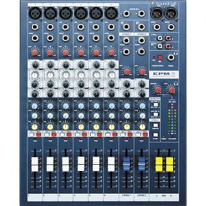 Soundcraft EPM 6 - Mixer Análogo