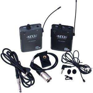 MXL FR500 WK - Sistema Inalambrico de Camara Solapa/Lavalier UHF