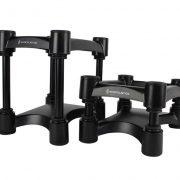 Iso Acoustic ISO L8R130 – Soporte Monitor de Estudio Pequeño (PAR) 1