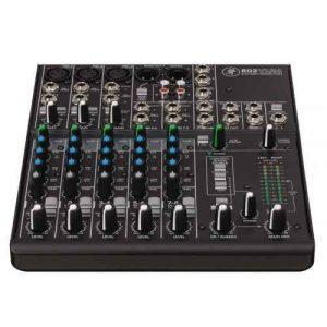 Mackie 802VLZ4 - Mezclador 8 Canales