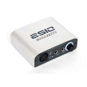 ESIO Mara22XTU - Interfaz de Audio