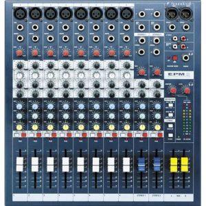 Soundcraft EPM 8 - Mixer Análogo