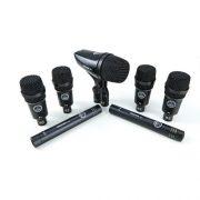 AKG Drumset Session - Set micrófonos de batería