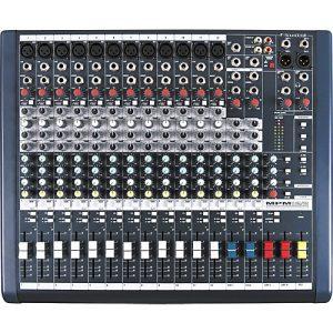 Soundcraft MPM 12 - Mixer Análogo