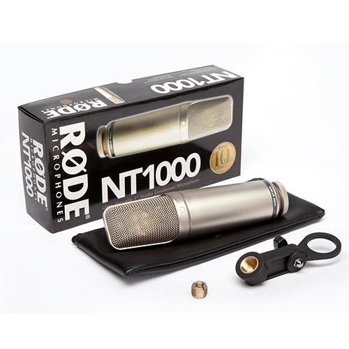 Rode NT1000 – Microfono Condensador 1