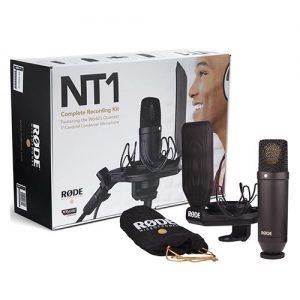 Rode NT1 Kit - Microfono Condensador