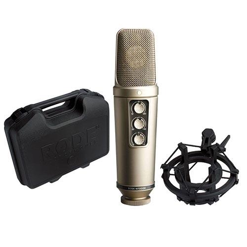 Rode NT2000 – Microfono Condensador 1