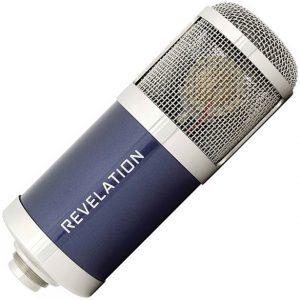 MXL Revelation - Micrófono condensador a tubo