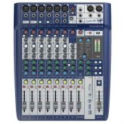 Soundcraft Signature 10 - Mixer Análogo
